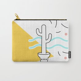 Cactus and confetti Carry-All Pouch