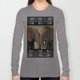 Latabe and Five Long Sleeve T-shirt