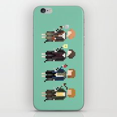 Concerning Hobbits iPhone & iPod Skin