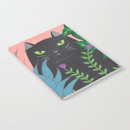 Jungle Cat Notebook