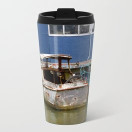 Still afloat Travel Mug