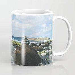 Coastal Stacks Coffee Mug