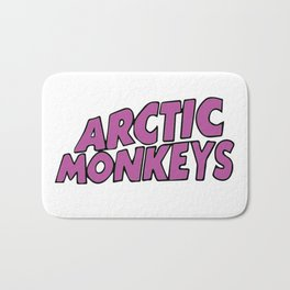 artic monkeys Bath Mat