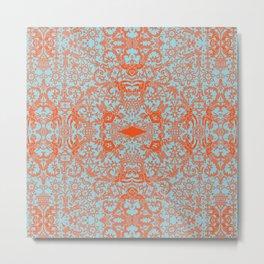 Lace Variation 04 Metal Print