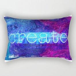 NEON COLLECTION - create Rectangular Pillow
