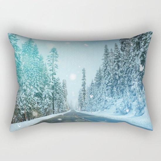 Icing Rectangular Pillow