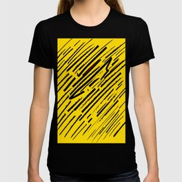 Yellow intention T-shirt