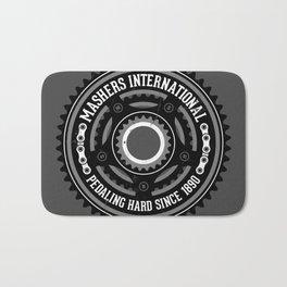 Mashers International (dark grey) Bath Mat