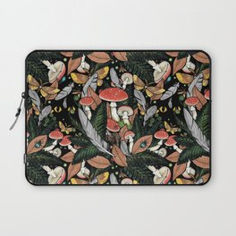 Nocturnal Forest Laptop Sleeve