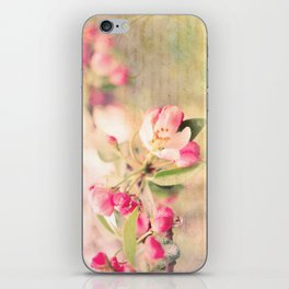 Blossoming Love iPhone Skin