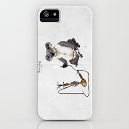What a drag! iPhone Case