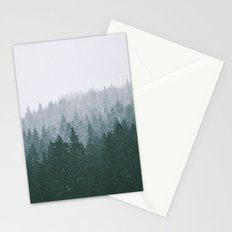 Winter VII Stationery Cards