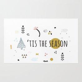 Minimal Holiday Designs :: 'Tis The Season Rug
