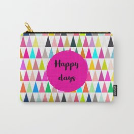 Happy days -  Pennants Carry-All Pouch
