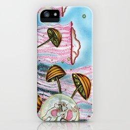 Bubble cats iPhone Case