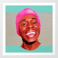 Me Art Print