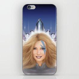 Xanadu homage cover for 10th Muse - Olivia Newton John! iPhone Skin