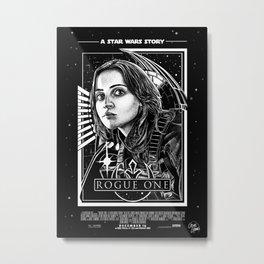 Rogue One Metal Print