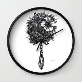 Natural detailing 10 Wall Clock