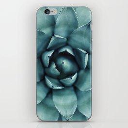 Aloe Green Agave iPhone Skin