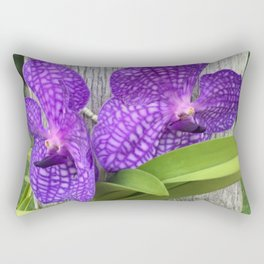 Tree Orchid Rectangular Pillow