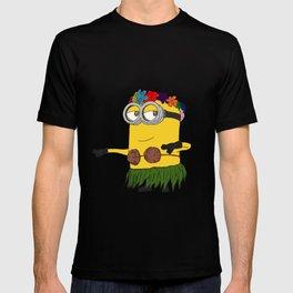Hawaii Minion  T-shirt