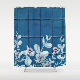 Nature is Awake Shower Curtain