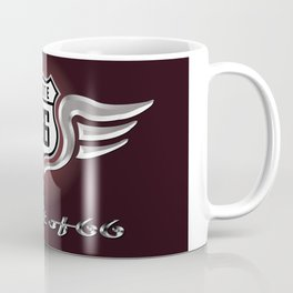 Winged Spirit of Route 66 Coffee Mug