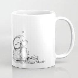 GND - Pervy fluffy owl Coffee Mug