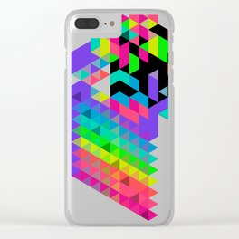 yrryxynyl xubyryns Clear iPhone Case