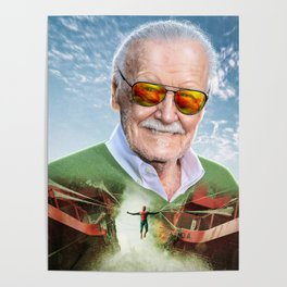 Stan Lee Poster