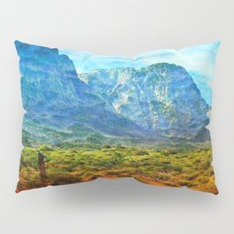 Scorched Pillow Sham
