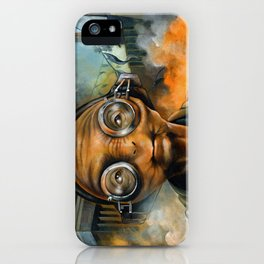 As the Stone Crumbles... iPhone Case