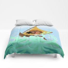 Moana Ocean Comforters