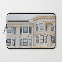 North Beach Blues in San Francisco Laptop Sleeve