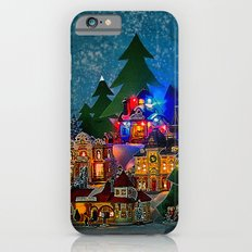 Christmas Village  iPhone 6 Slim Case