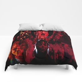 Masters Of All Horrors Comforters