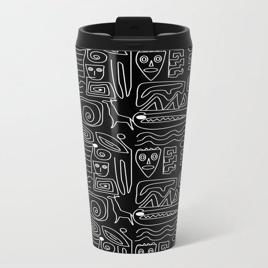 Africa Metal Travel Mug