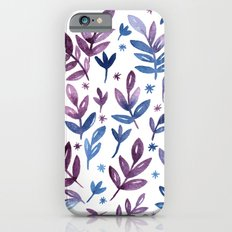 Blue violet iPhone 6s Slim Case