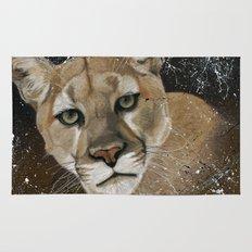 Mountain Lion Rug