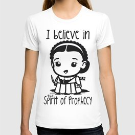 I believe in the Spirit of Prophecy T-shirt