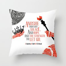ACOL - Anoshe Throw Pillow
