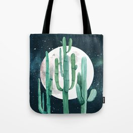 Desert Nights 2 Tote Bag