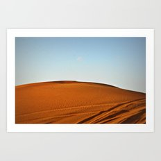 Desert Sands  Art Print