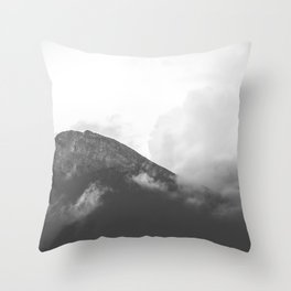 POSITIVE THOUGHTS Throw Pillow