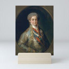Francisco de Goya - Ferdinand VII (1784–1833), When Prince of Asturias Mini Art Print
