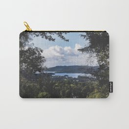 View of Lake Windermere - Landscape and Nature Photography Carry-All Pouch