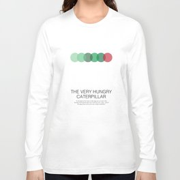The Very Hungry Caterpillar Long Sleeve T-shirt
