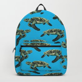 The Hawksbill Turtle Backpack