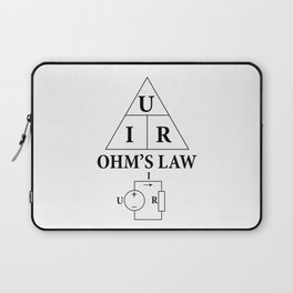 Ohm's law Laptop Sleeve